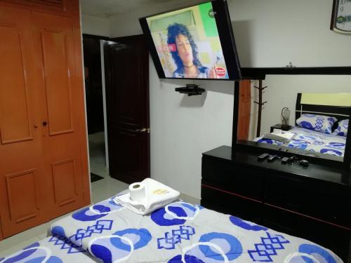 Habitación de Suite Maxys